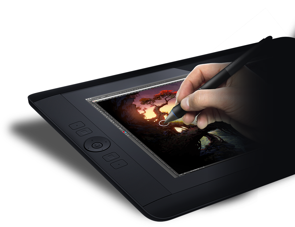 Cintiq-13HD - Graphic Design