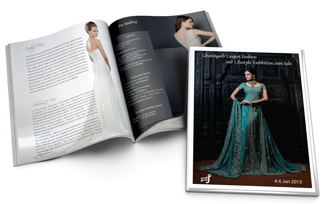 Bridal-Brochure-Design - Graphic Design Portfolio