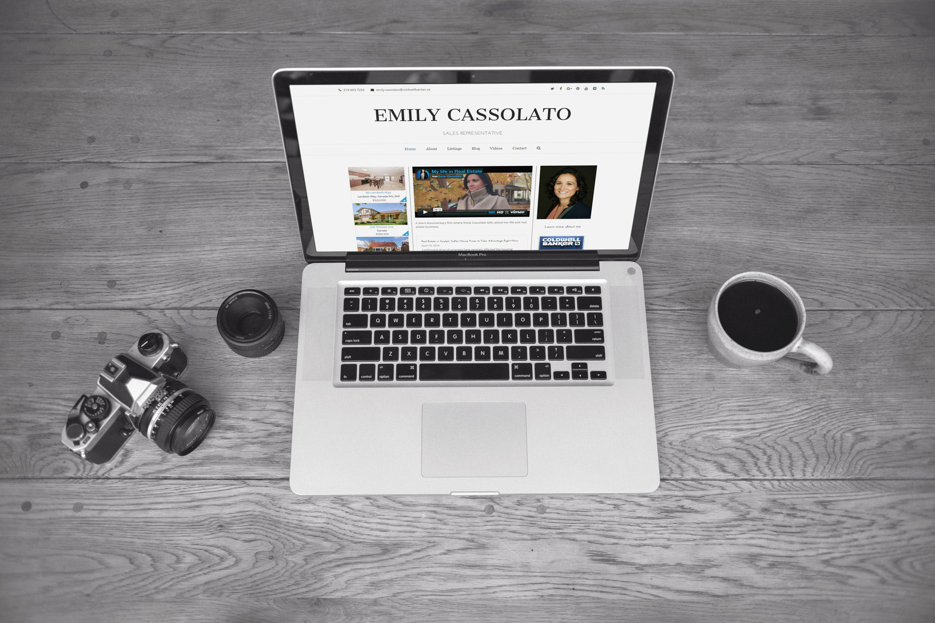 emily - Graphic Design Portfolio
