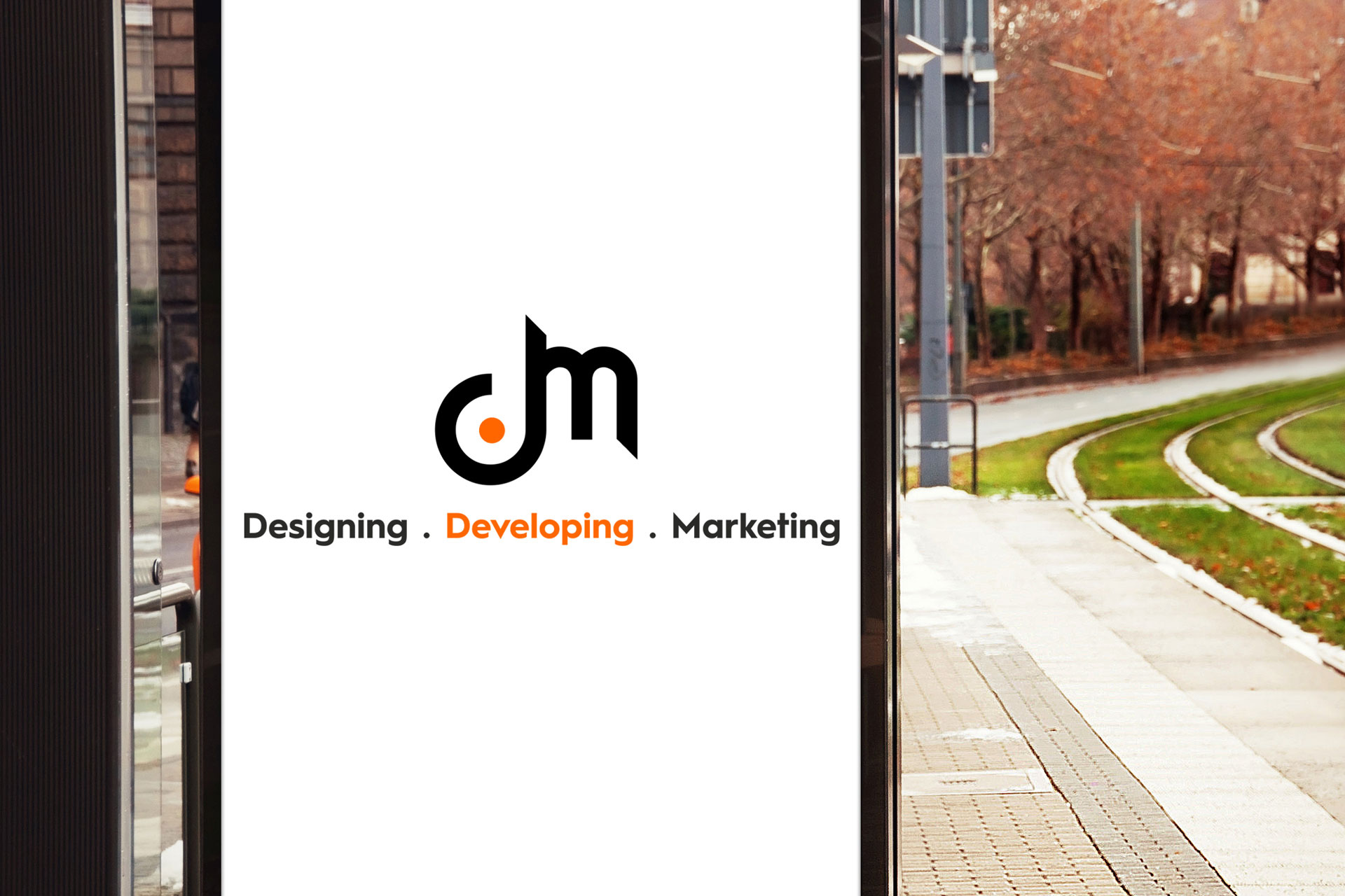 Designing-Developing-Marketing - Graphic Design Portfolio