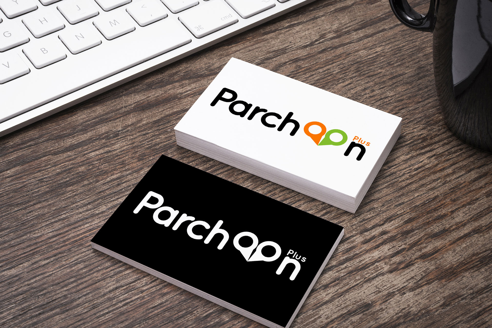 Parchoon-Plus - Graphic Design Portfolio